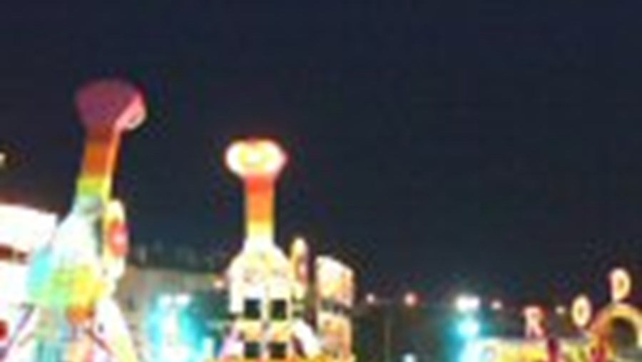 Feira de Santiago em Setúbal