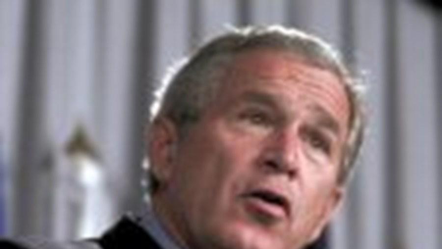 Bush recebe vencedor de American Idol