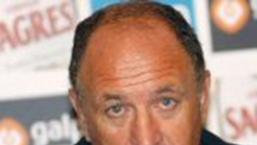 Scolari rendido a Manuel da Costa