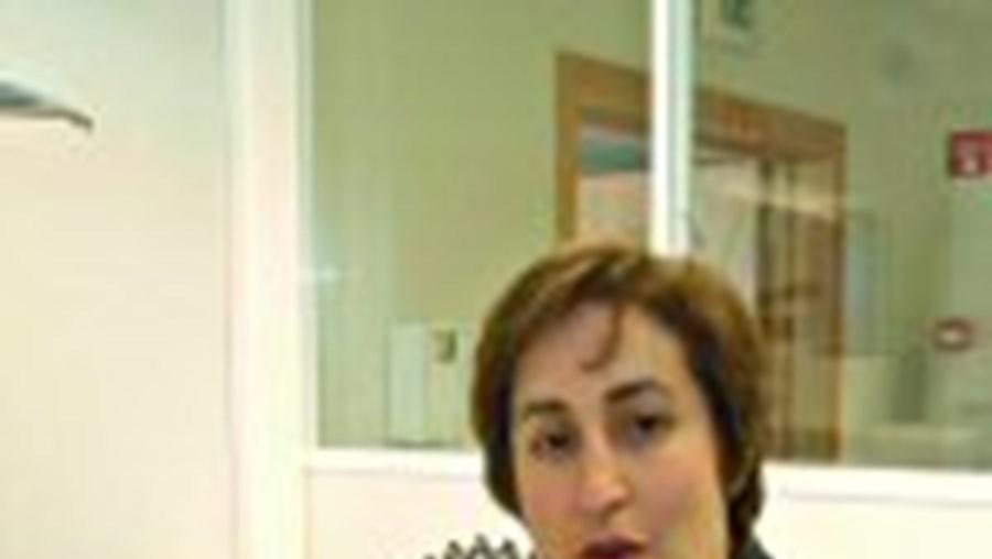 Conceição Egas explica como funciona o GS20 criado pela Roche Diagnostics