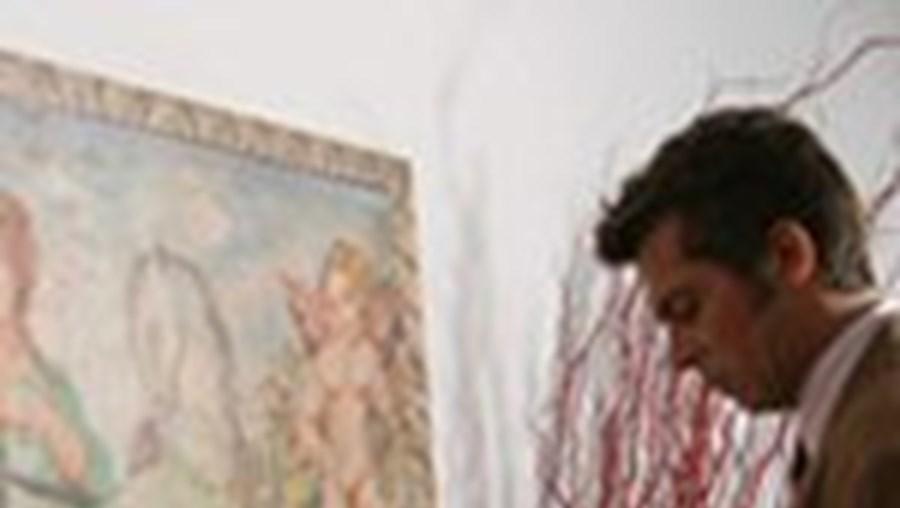 António Pedro Cerdeira interpretou uma cena de grande ritmo