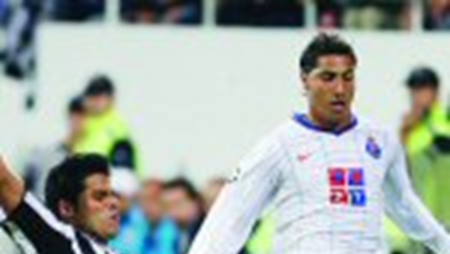 Ricardo Quaresma marcou já nos descontos