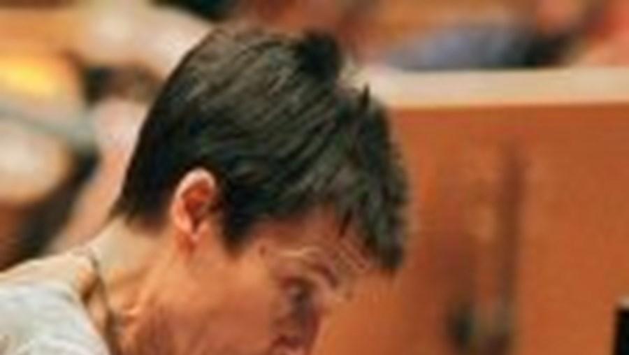 A pianista Maria João Pires
