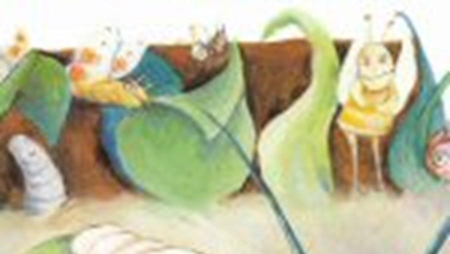 'Grilo Verde' é uma história de António Mota, premiada em 2006