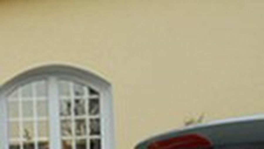 Casa da família Carquejo, onde 'Iara' vive desde os 25 dias