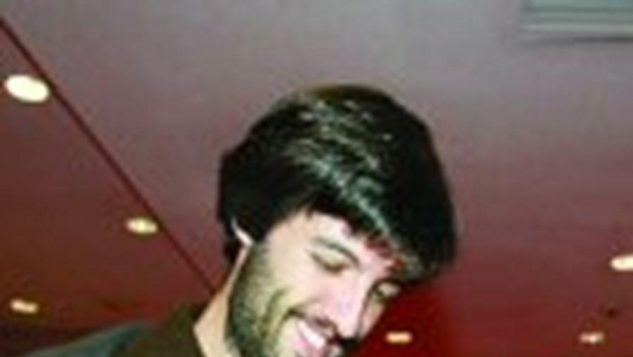 O autor, Jacinto Lucas Pires