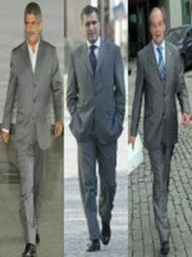 Luís Filipe Vieira e José Veiga são hoje inimigos de Pinto da Costa. No passado não era assim...
