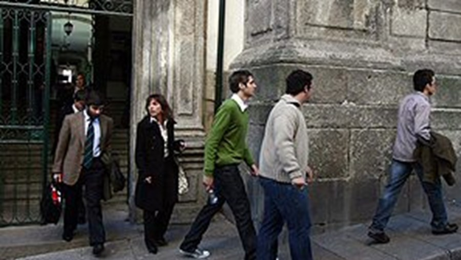 """Vítor Santos (segundo a contar da direita na foto) foi acusado de """"absoluta falta de compaixão"""""""