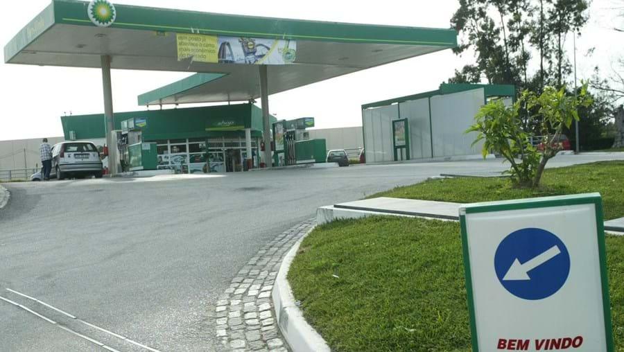 Bomba da BP na estrada de Algeruz foi assaltada ontem