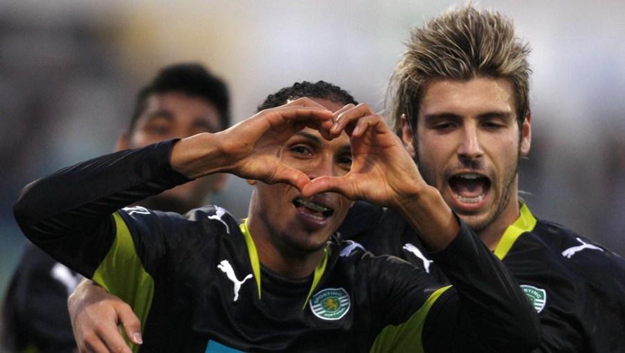 Liedson voltou à regularidade concretizadora no Sporting: quatro golos nas últimas duas jornadas
