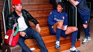 Mendes em Viseu com Ronaldo