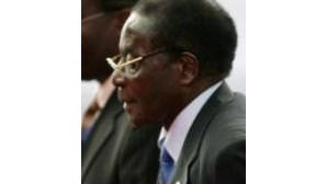 Mugabe desviou avião para a China
