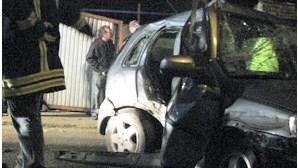 Barcelos: Despiste de viatura mata uma pessoa