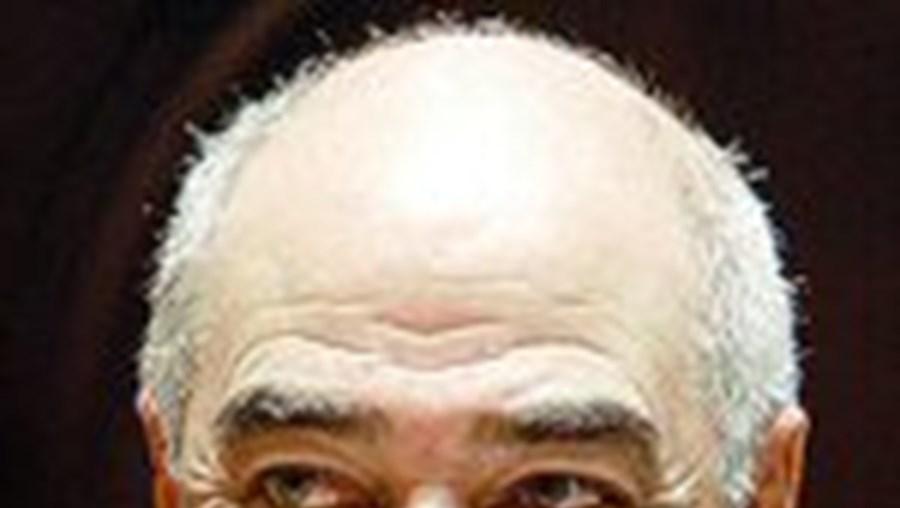O ministro Mário Lino
