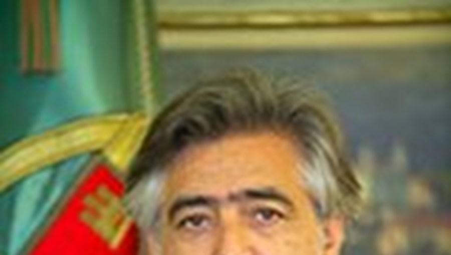 O ministro de Estado e dos Negócios Estrangeiros, Luís Amado