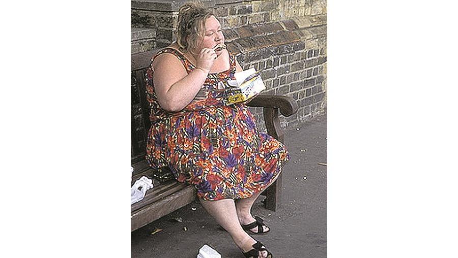 Obesidade continua a crescer