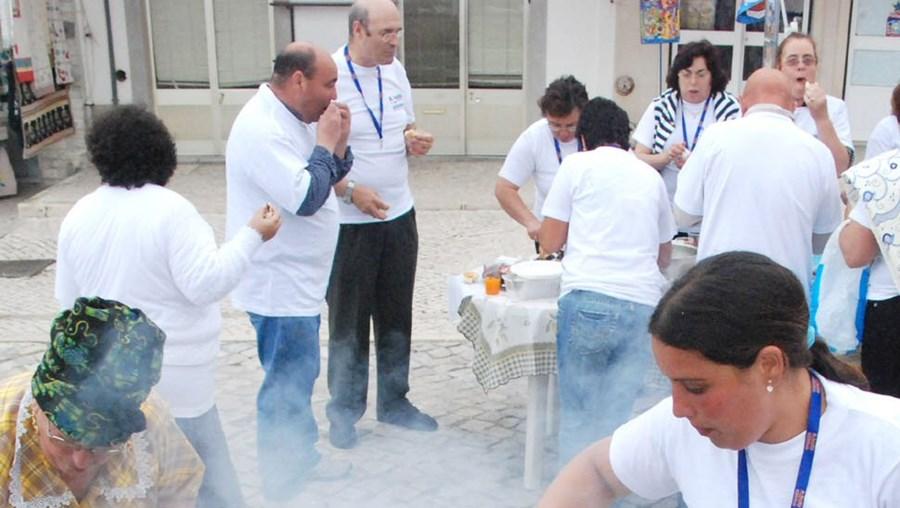 Nazaré celebra Dia dos Vizinhos