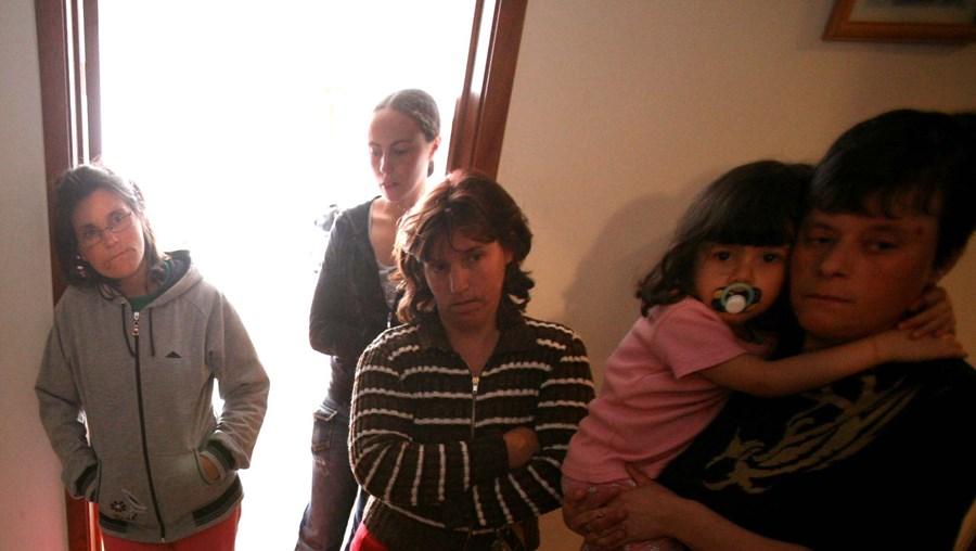 O funcionário da Serurb, José Ribeiro,  deixa mulher, dois filhos e uma neta, que pedem justiça