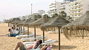Hotéis do Algarve estão quase cheios