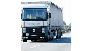 Camionistas parados em todo o país