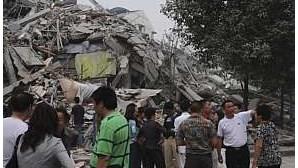 Nova réplica sentida em Sichuan