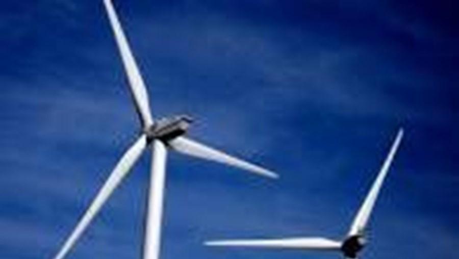 A energia eólica registou o maior investimento