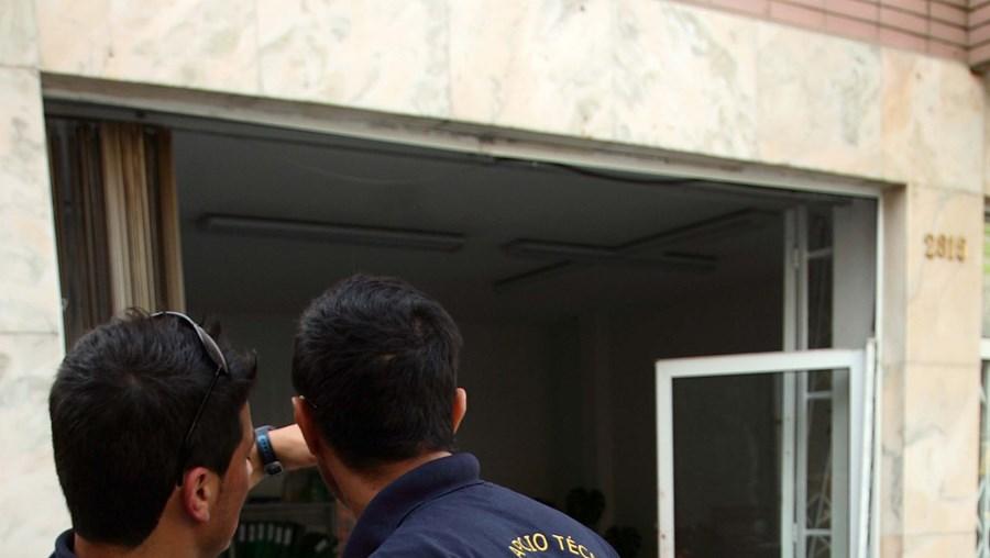 Chefe do NIC foi apanhado pelos próprios colegas