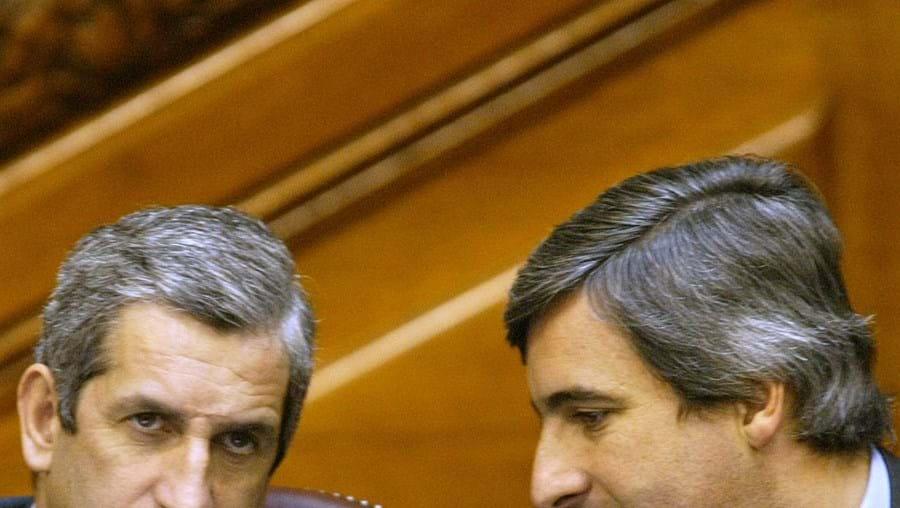 Carlos Tavares e José Luís Arnaut tiveram posições diferentes durante a negociação com a Estoril-Sol