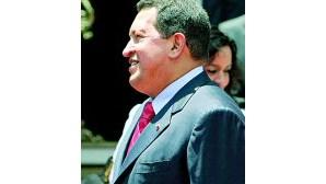 Chávez amanhã em Lisboa