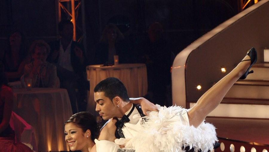 Raquel Tavares participou no penúltimo 'Dança Comigo', na RTP 1