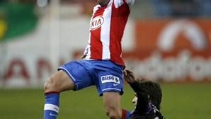 Maniche deixa Atl. Madrid