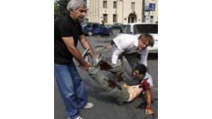 Bombardeamento mata jornalistas