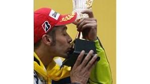 Rossi vence na R. Checa