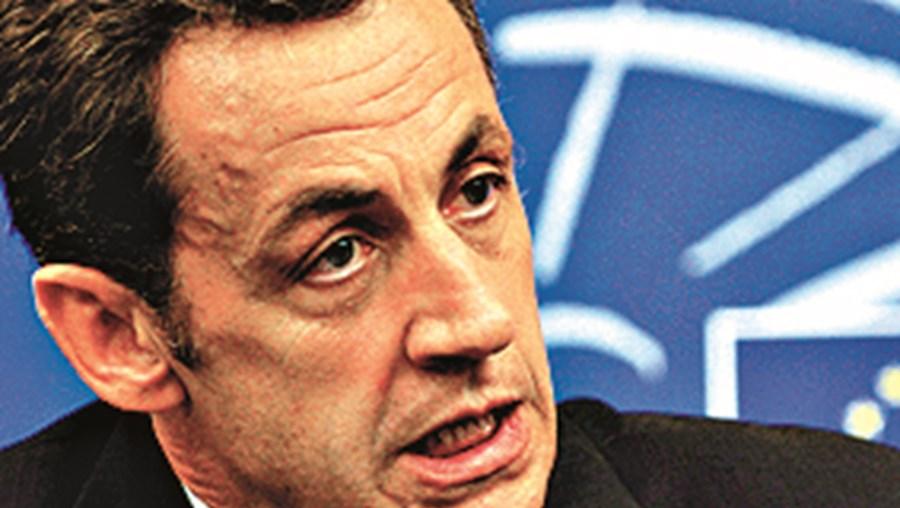 Sarkozy vai a Moscovo
