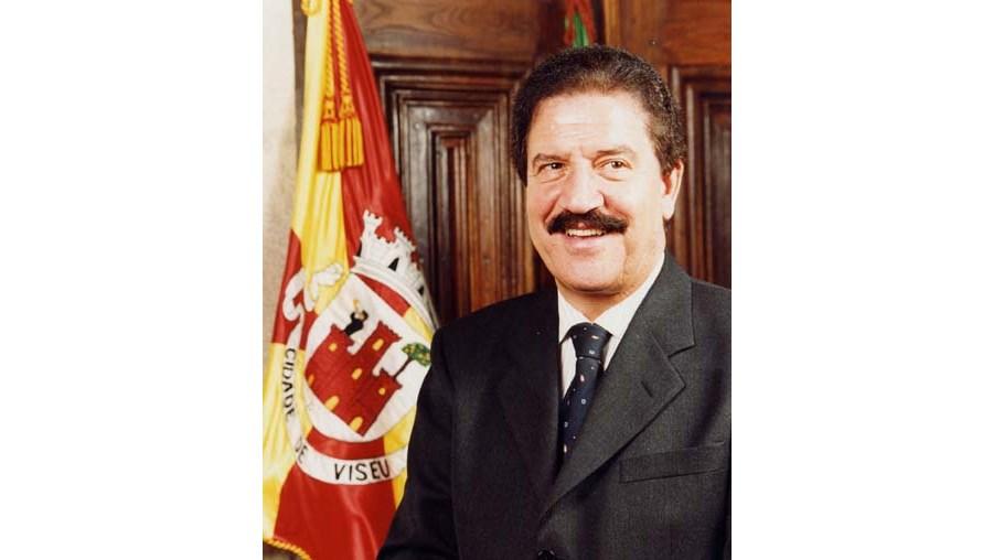O presidente da Associação Nacional de Municípios Portugueses,  Fernando Ruas