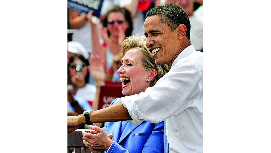 Hillary desistiu da corrida em favor de Obama, mas pretende fazer uma despedida em força na Convenção Democrata deste mês. Tudo, afirma, a bem da união do partido
