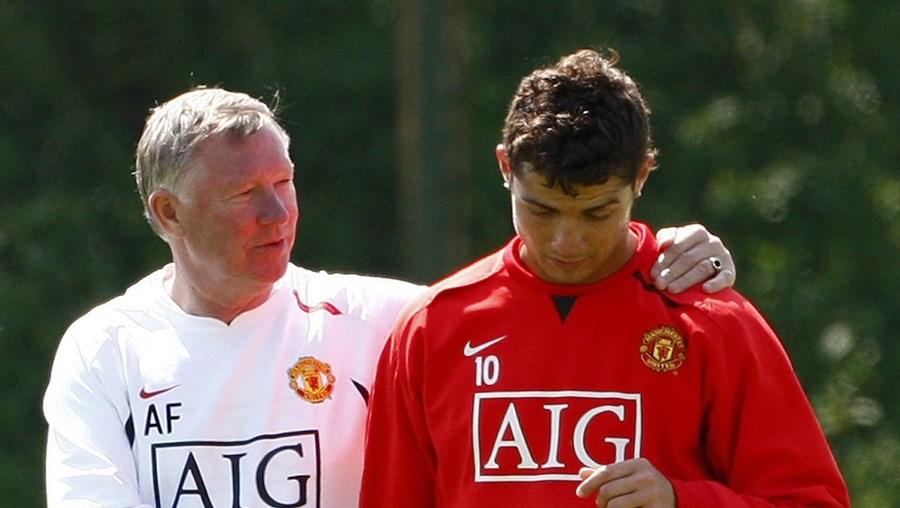 Alex Ferguson não conta hoje com Ronaldo, diante do Newcastle, no arranque da Liga inglesa