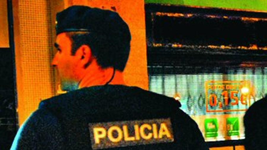 O Corpo de Intervenção está em missão todas as noites na Baixa de Faro para prevenir desacatos