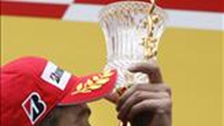 Rossi arrecadou o quinto triunfo da temporada