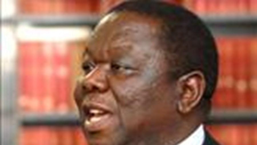Morgan Tsvangirai, presidente do MDC