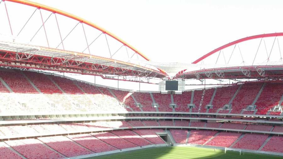 No próximo sábado, as bancadas do Estádio da Luz vão estar cheias