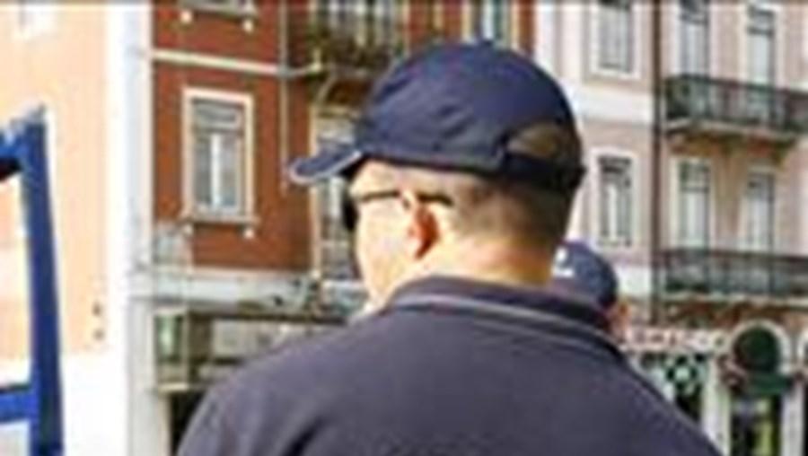 Seis detidos em Lisboa