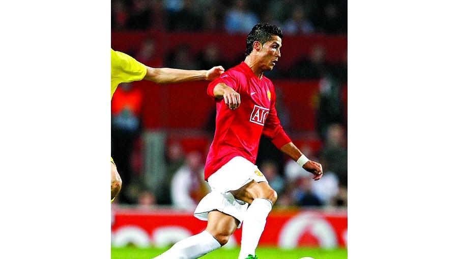 Ronaldo voltou a jogar três meses depois de ser operado