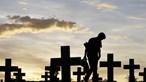 Polícia reformado rouba o corpo da antiga companheira do cemitério