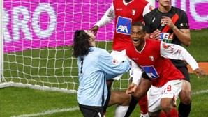 Braga apaga Estrela com goleada