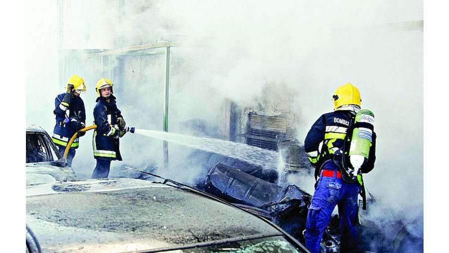 Apesar do esforço dos colegas e do rápido socorro, António Azevedo não resistiu às graves queimaduras