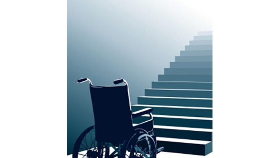 Deficientes não têm vida fácil