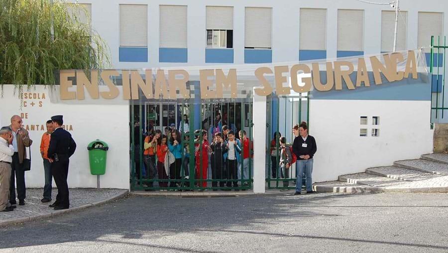 Escola EB 2,3 de Santa Maria recebe crianças dos bairros mais problemáticos da cidade de Beja