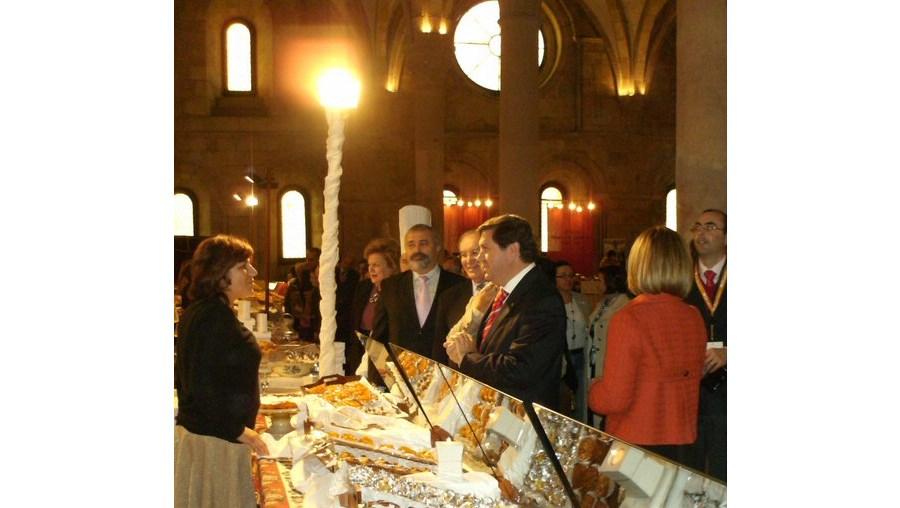 Doces e licores no Mosteiro de Alcobaça