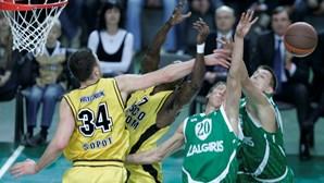 Euroliga de basquetebol é caso único no desporto europeu semelhante à Superliga do futebol